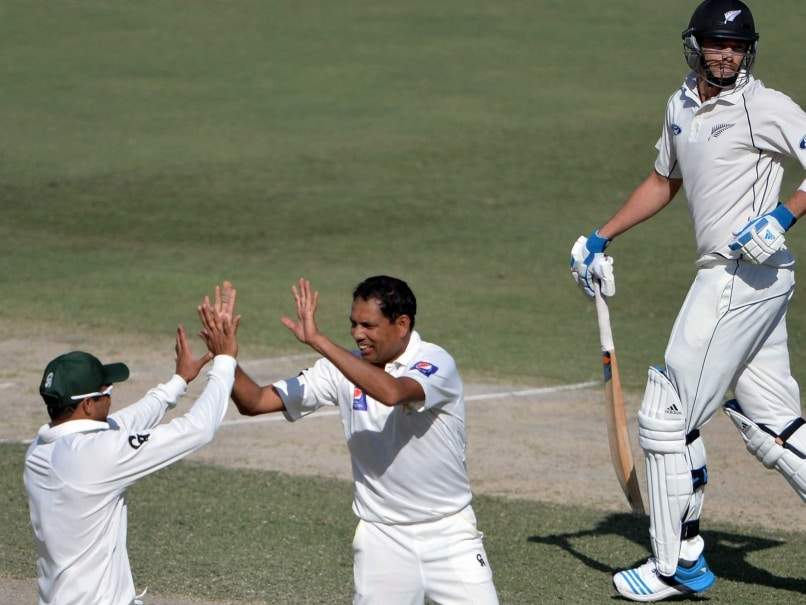 Pakistan vs New Zealand, 2nd Test, Day 2 at Dubai - As it Happened