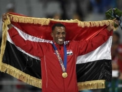 Asian Games: Iraqi Wins Gold as Top Three Disqualified in Men's 800m