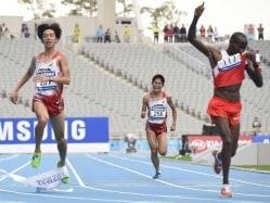 Asian Games: Bahrain's Ali Hasan Mahboob Wins Men's Marathon
