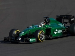 Caterham Thank Contributors for Helping Them Return to Grid