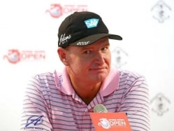 Ernie Els Eyes Hong Kong Crown; Anirban Lahiri Top Asian in Fray