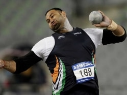 Inderjeet Singh's B Sample Tests Positive, Shot-Putter Alleges Foul Play Ahead of Rio