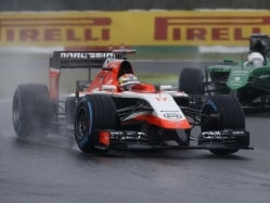 Manor Marussia Take Step Closer to F1 Return