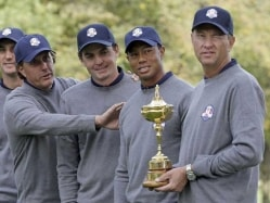 Tiger Woods, Phil Mickelson Named to US Ryder Cup Task Force
