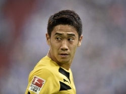 Injured Shinji Kagawa to Miss Brazil Friendly