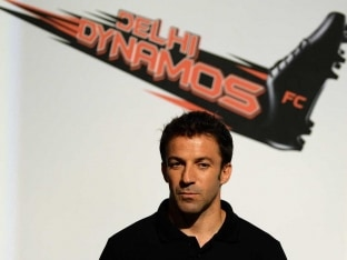 Indian Super League: Delhi Dynamos Fans Await Del Piero, Trezeguet Magic