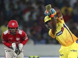 CLT20: Dwayne Bravo Shines as Chennai Super Kings Demolish Kings XI Punjab to Reach Final
