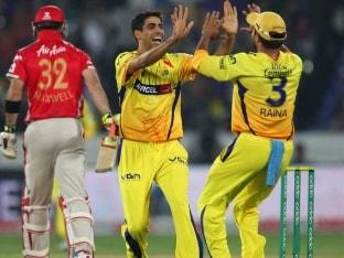 CLT20 Highlights: Chennai Super Kings Crush Kings XI Punjab, Will Play Kolkata in Final