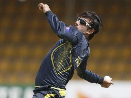 Pakistan Delay Test on Saeed Ajmal's Remodelled Action