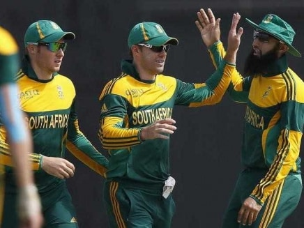 South Africa Top ODI Rankings After New Zealand Series Victory