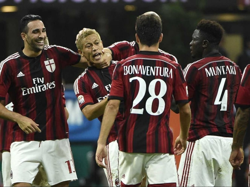 Sulley Muntari, Keisuke Honda Strike as AC Milan End Winless Run
