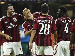 Sulley Muntari, Keisuke Honda Strike as AC Milan End Winless Run