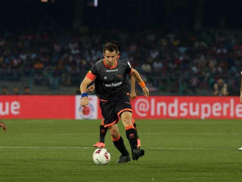 ISL: Dynamos Manager Slams Referee for Denying Allessandro Del Piero Penalty