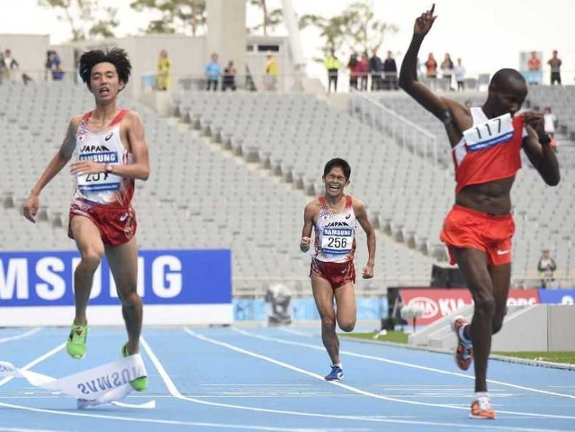 Asian Games: Bahrain's Ali Hasan Mahboob Wins Men's Marathon