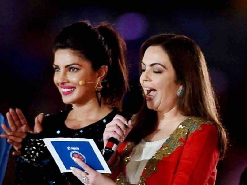 Nita Ambani Replaces Mamata Banerjee to Declare Indian Super League Open