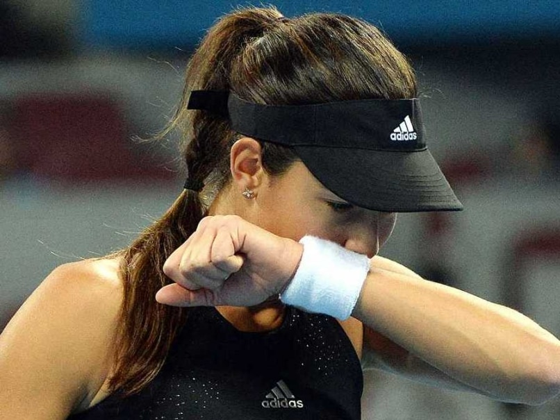 Ana Ivanovic Pulls Out of Linz With Hip Injury