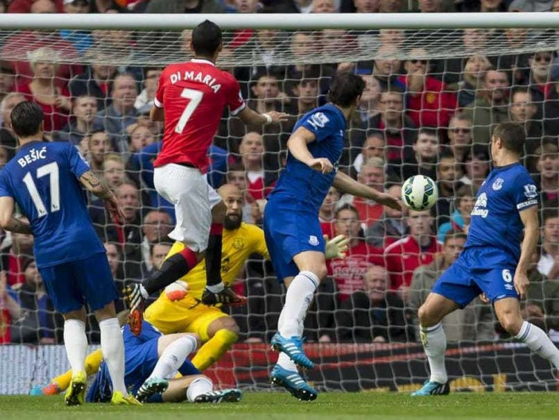 Radamel Falcao Fires Manchester United to Victory over Everton
