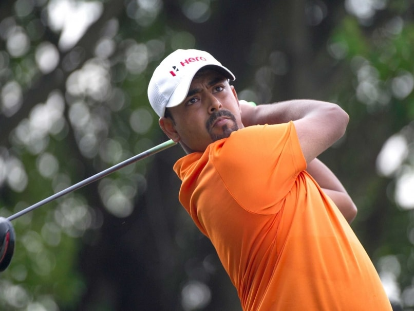 Anirban Lahiri Shoots Two-Under at CIMB Classic