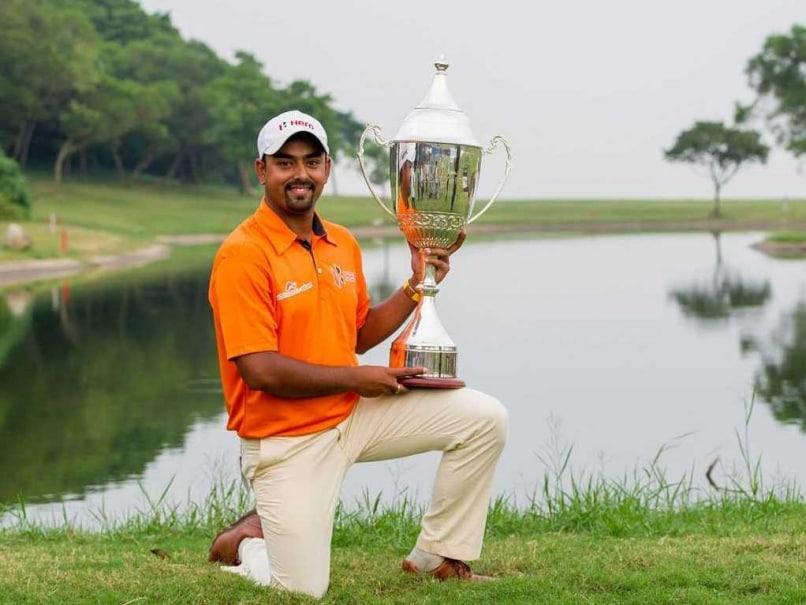 Anirban Lahiri Lifts Macau Open Title