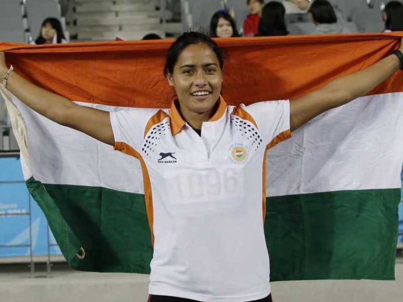 Asian Games: Annu Rani Grabs a Bronze in Women's Javelin Throw