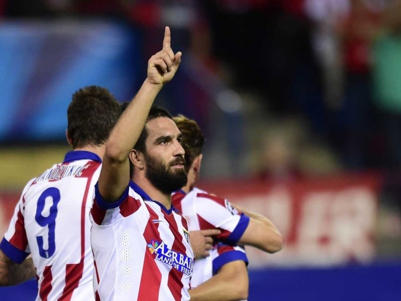 Atletico Madrid Defeat Juventus 1-0 in Champions League