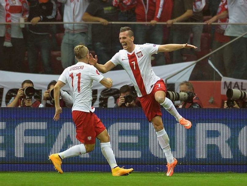 Poland Claim Historic Win Against World Champions Germany