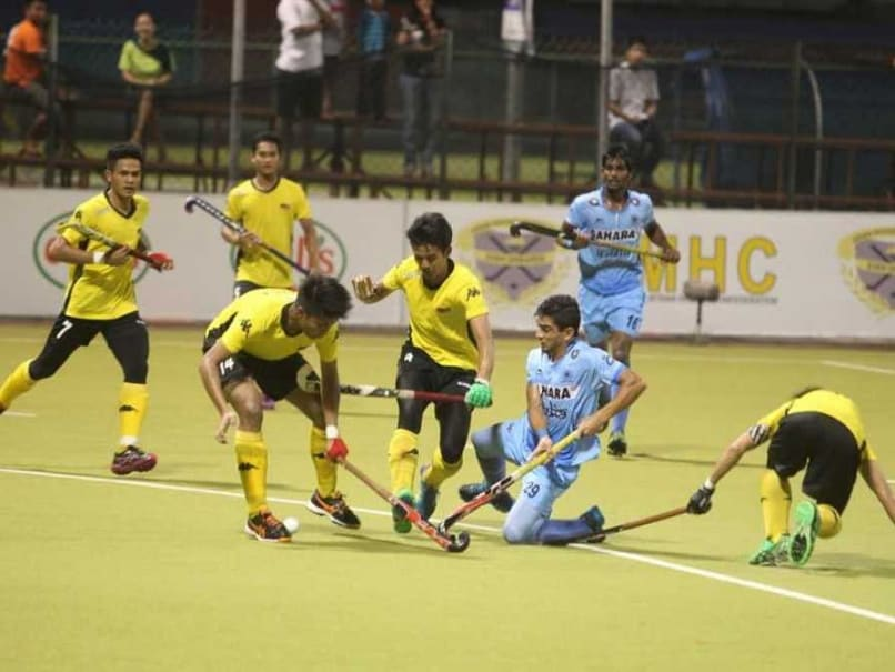 Johor Cup Hockey: India Score Thrice from PCs, Beat Malaysia 4-2 to Stay Unbeaten