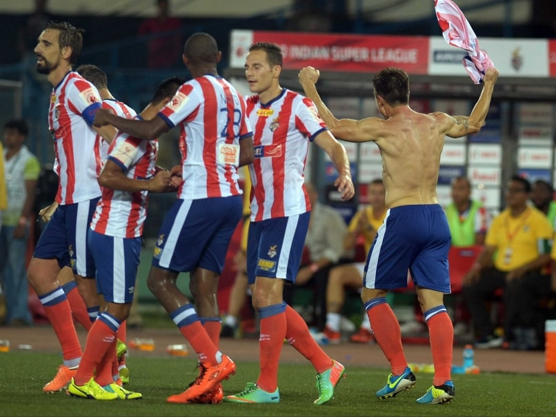 ISL Highlights: Atletico de Kolkata Demolish Mumbai City FC After Glitzy Ceremony
