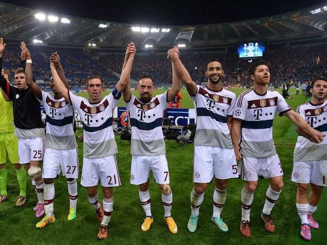 F.C. Bayern Munich Humiliate AS Roma, Chelsea F.C. Put Six Past Maribor in Champions League