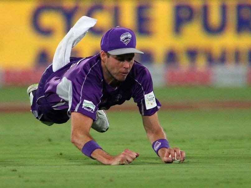 CLT20: Hobart Hurricanes' Ben Laughlin Reprimanded for Code of Behaviour Breach