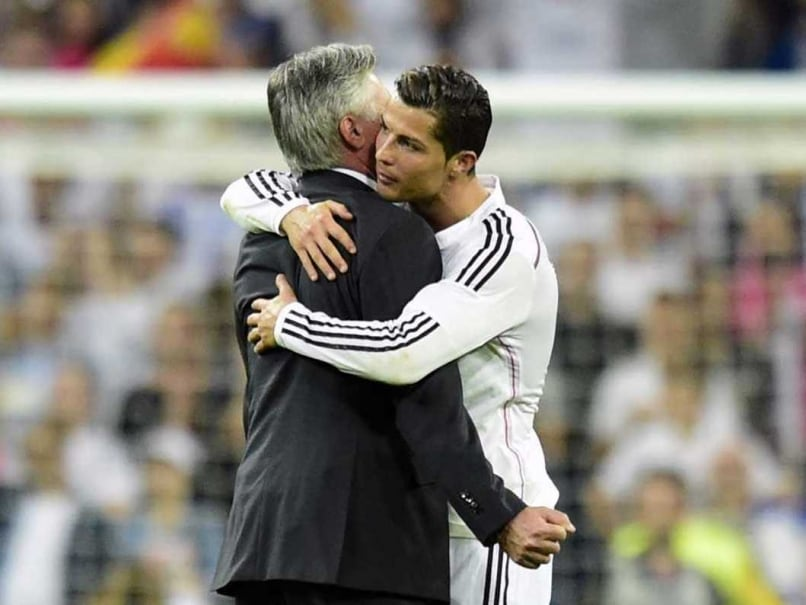 Real Madrid C.F. Manager Pleased With Win Against Barcelona