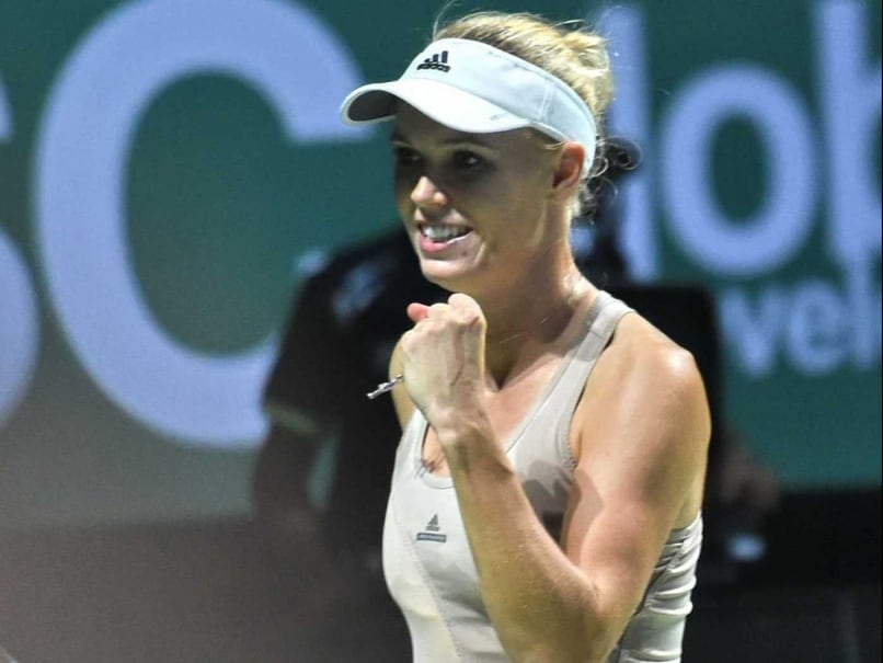 Comeback? I Was Never Away, Insists High-Flying Caroline Wozniacki