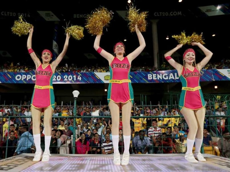 Cheergirls CLT20