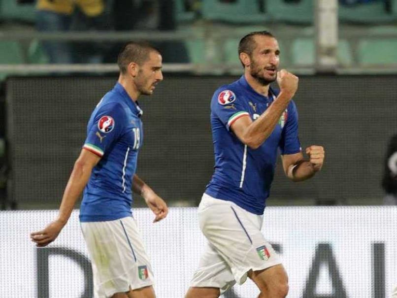 Euro 2016 Qualifiers: Netherlands, Chiellini-Inspired Italy Win; Belgium Run Riot vs Andorra