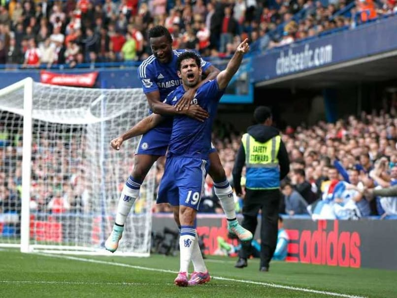 EPL: Eden Hazard, Diego Costa Give Chelsea F.C. 2-0 Win Over Arsenal F.C. in Stormy Derby