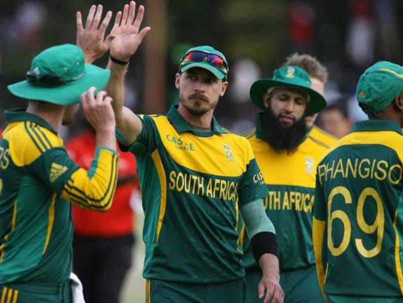 South Africa Seek World Cup Edge in New Zealand