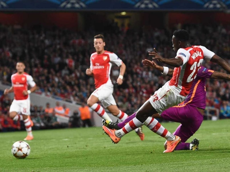 Champions League: Danny Welbeck Treble Gives Arsenal Win Over Galatasaray