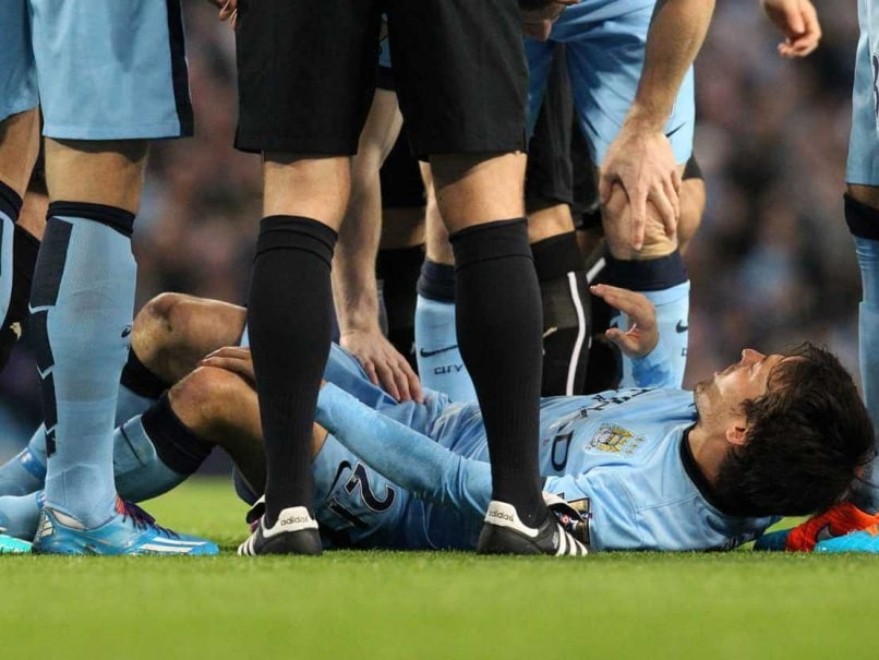 David Silva to Miss Manchester Derby Due to Injury
