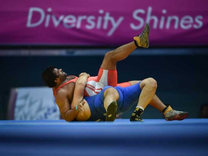 Asian Games: Pathetic Show by Indian Greco-Roman Wrestlers