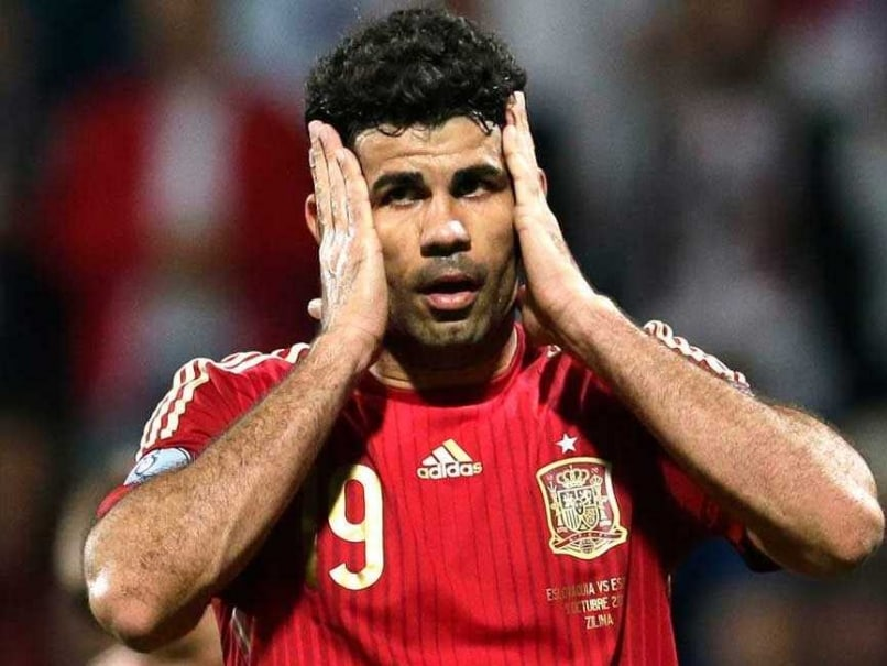 Chelsea's Jose Mourinho Slams Spain After Diego Costa Breaks Down