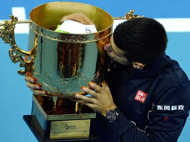Novak Djokovic Dominates Tomas Berdych to Win 5th China Open