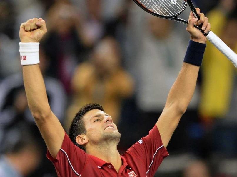 Novak Djokovic, Roger Federer Reach Quarters in Shanghai