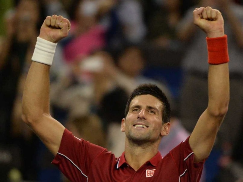 Novak Djokovic Joins Gilles Simon and Feliciano Lopez in Shanghai Semis