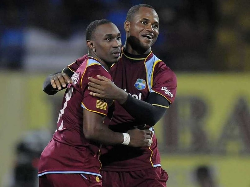 Marlon Samuels Denies Dwayne Bravo's Claim that he Wanted to Abandon India Tour