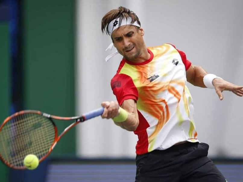David Ferrer Moves Into Qatar Open Final With Win Over Ivo Karlovic
