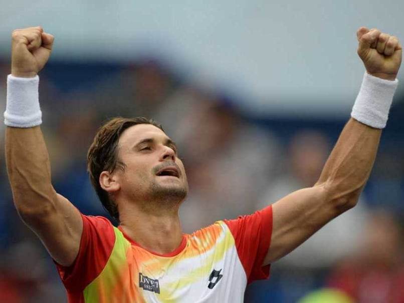 David Ferrer Beats Andy Murray, Tomas Berdych Reaches Quarters at Shanghai Masters