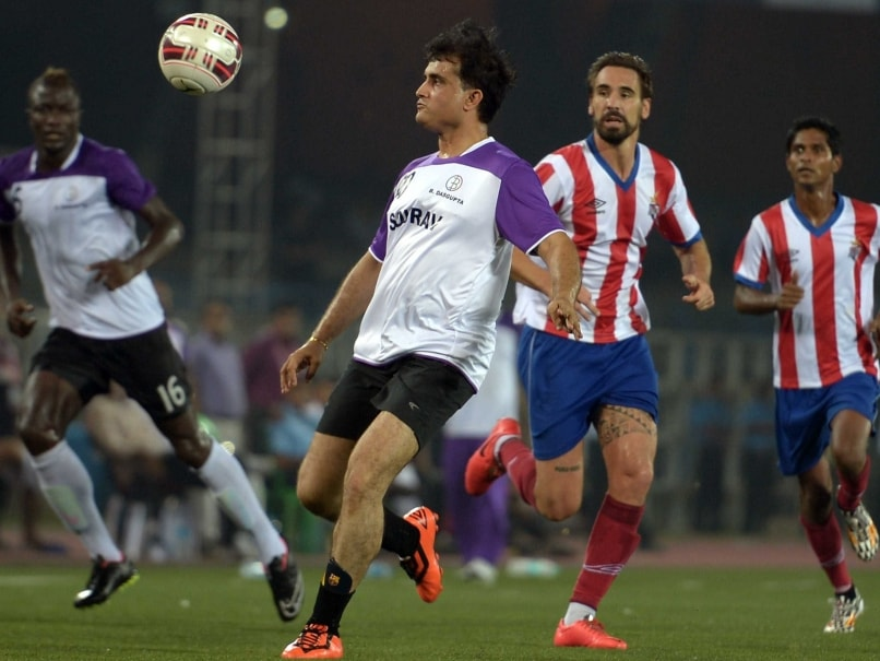 ISL: Sourav Ganguly Uncertain of Profits With Atletico de Kolkata