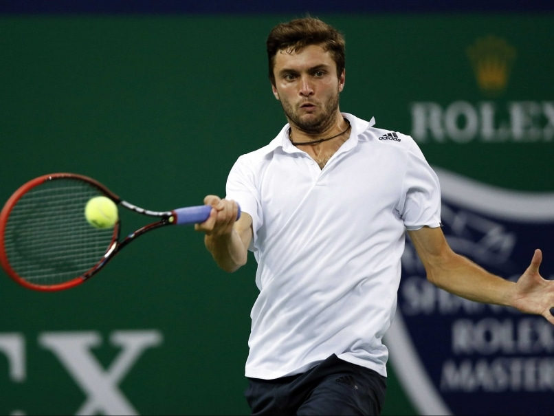 Gilles Simon Advances to Shanghai Masters Final