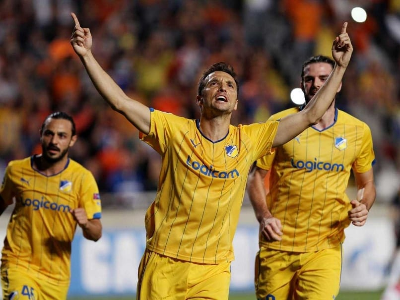 APOEL Draw 1-1 With Ajax in Champions League