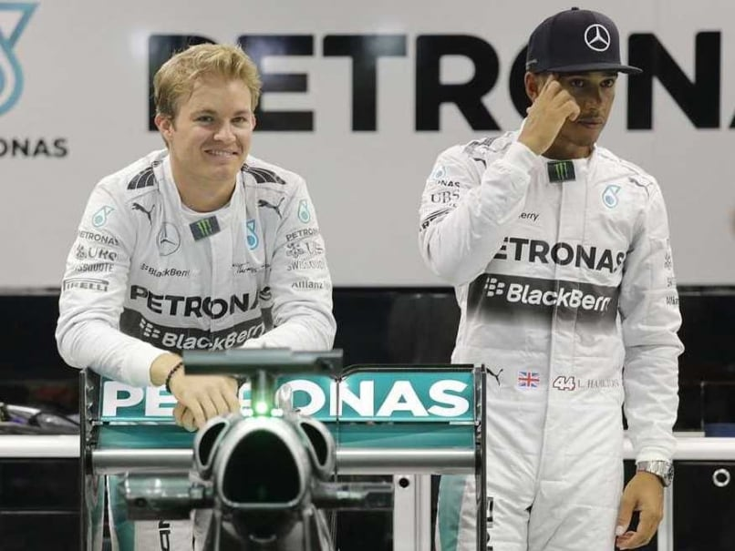 Russian Grand Prix: Lewis Hamilton, Nico Rosberg Carry on Their F1 Contest